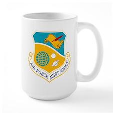 AF Audit Agency Mug