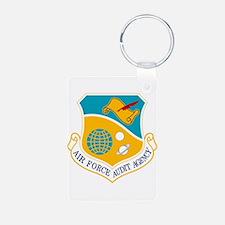 AF Audit Agency Keychains