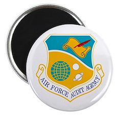 AF Audit Agency Magnet