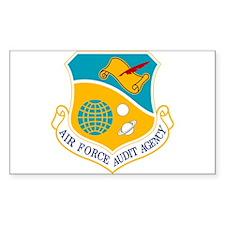 AF Audit Agency Decal