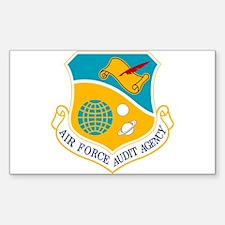 AF Audit Agency Sticker (Rectangle)