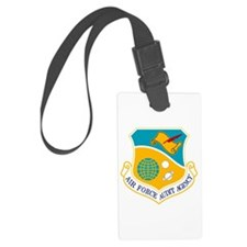 AF Audit Agency Luggage Tag