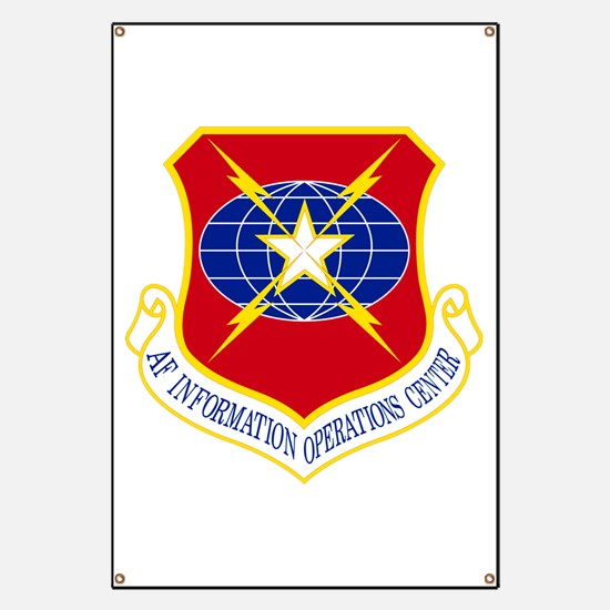 Information Operations Center Banner