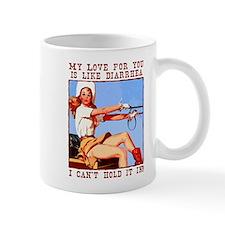 Valentine's Day Cowgirl Mug