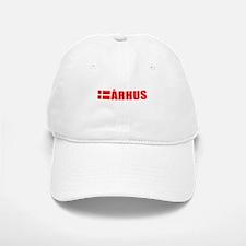 Arhus, Denmark Baseball Baseball Cap