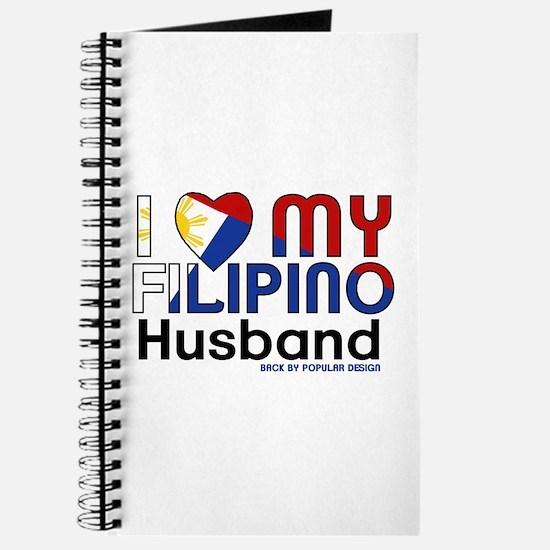 I Heart My Filipino Husband Journal