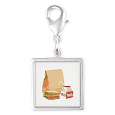 Paper Bag Milk Sandwich Charms