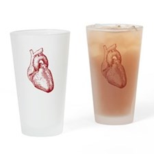 Have a Heart Drinking Glass