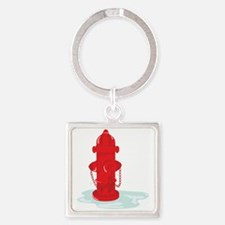 Fire Hydrant Keychains