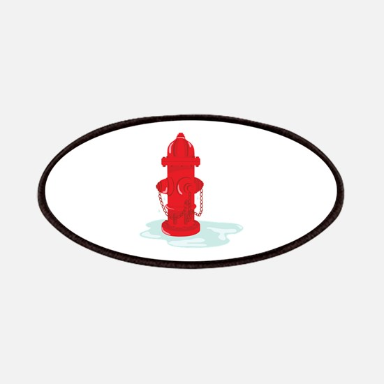 Fire Hydrant Patches