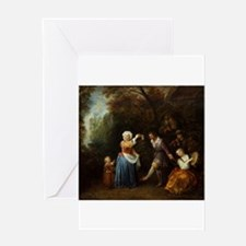 The Country Dance Greeting Cards