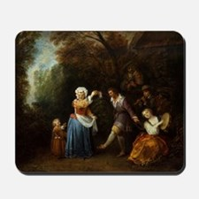 The Country Dance Mousepad