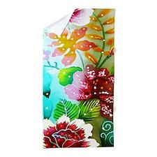 04 Asia Batik Art Beach Towel