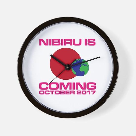Cool Nibiru Wall Clock