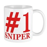 Sniper Coffee Mugs