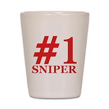 # 1 Sniper Shot Glass