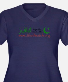 Fully Informed Plus Size T-Shirt