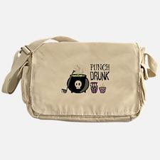 PUNCH DRUNK Messenger Bag