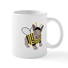 Halloween French Bulldog Bumble Bee Mugs