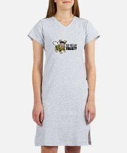DID YOU SAY TREAT? Women's Nightshirt