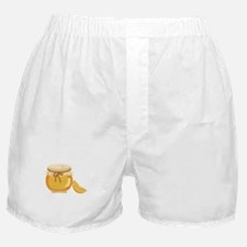 Orange Marmalade Jelly Jar Boxer Shorts