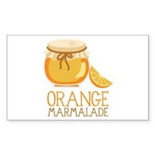 ORANGE MARMALADE Decal