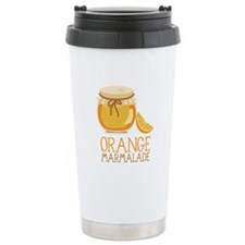 ORANGE MARMALADE Travel Mug