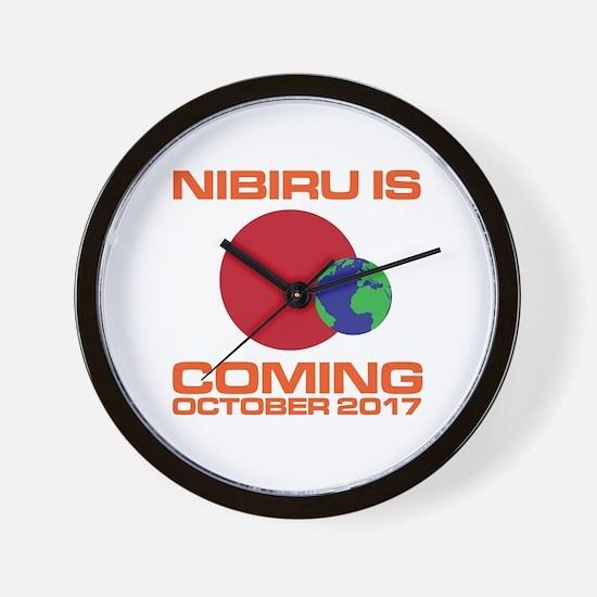 Nibiru Wall Clock