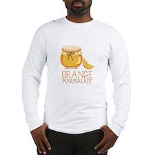 ORANGE MARMALADE Long Sleeve T-Shirt
