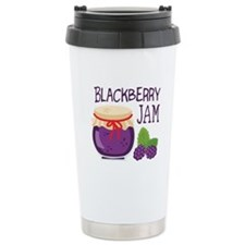 BLACKBERRY JAM Travel Mug