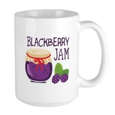 BLACKBERRY JAM Mugs