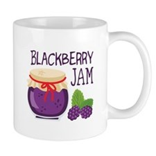BLACKBERRY JAM Mugs
