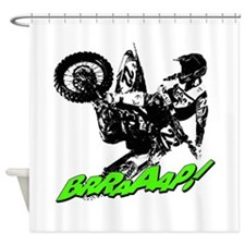crbikebrap Shower Curtain