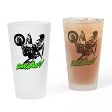 crbikebrap Drinking Glass