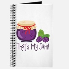 Thats My Jam! Journal