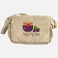 Thats My Jam! Messenger Bag