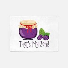 Thats My Jam! 5'x7'Area Rug