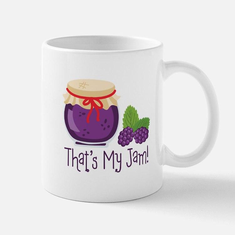 Thats My Jam! Mugs