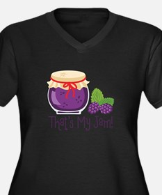 Thats My Jam! Plus Size T-Shirt