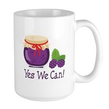 Yes We Can! Mugs
