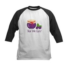 Yes We Can! Baseball Jersey