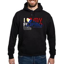 I Love My Filipino Wife Hoodie