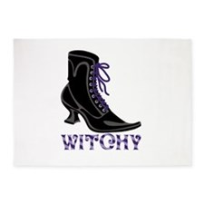 WITCHY 5'x7'Area Rug