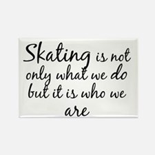 Skating Who We Are Magnets