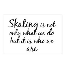 Skating Who We Are Postcards (Package of 8)