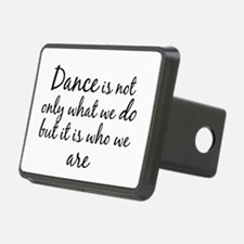 DanceWhoWeAre Hitch Cover