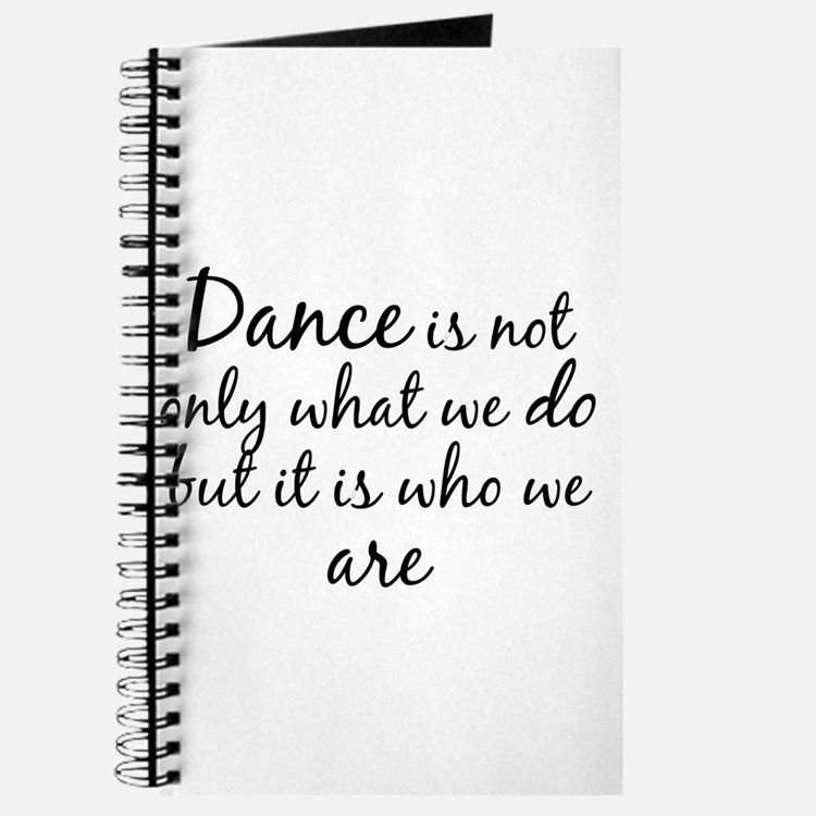 DanceWhoWeAre Journal