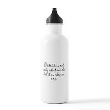 DanceWhoWeAre Water Bottle