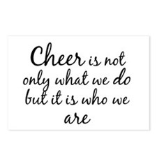 Cheer Who We Are Postcards (Package of 8)