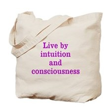 Intuition Consciousness Tote Bag